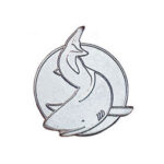 Simmärke Silverhajen